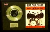 "DAVE CLARK FIVE -7""Plat Disc& song sheet -BITS & PIECES"